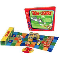 boîte du jeu Tom & Jerry